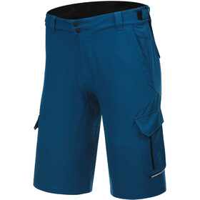 Protective P-Deer Dance Cycling Shorts Men, dark blue